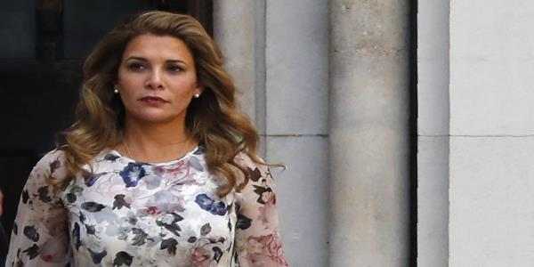 Dubai sheikh posts cryptic poem as wife Princess Haya attends court for start of custody battle