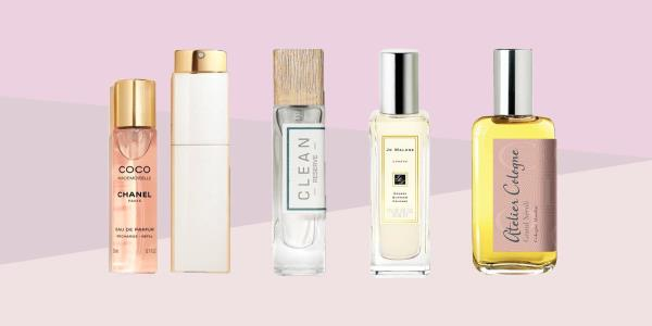 The Best Travel-Friendly Fragrances That You Can Pack In Your Carry On