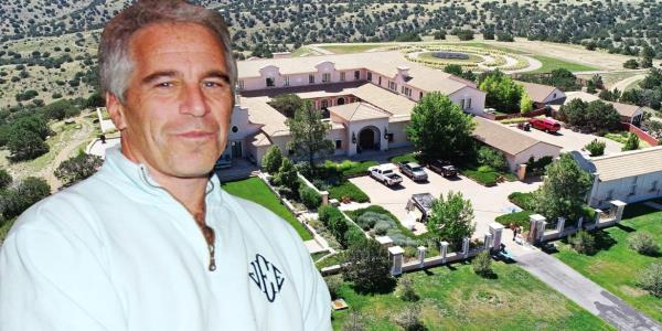 Epstein Seen With Young Girls as He Shopped for 'Baby Ranch' in New Mexico