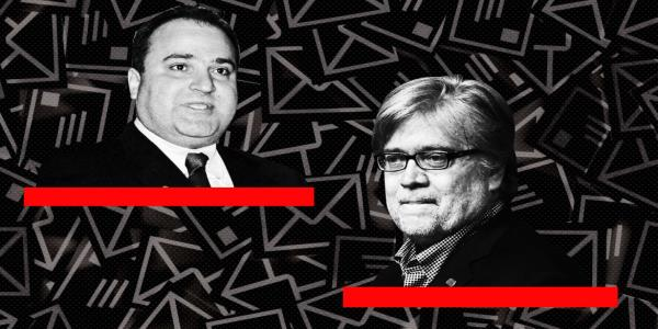 Accused Sex Trafficker Steered $100K Payday to Bannon
