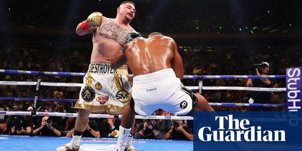 Eddie Hearn warns Andy Ruiz Jr to honour Saudi venue for Joshua fight