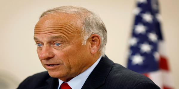 US Politician Steve King Suggests Humanity Wouldnt Exist If It Wasnt For Rape And Incest