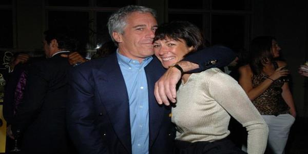 Epstein girlfriend Ghislaine Maxwell pictured at burger bar in first public sighting since financier's death