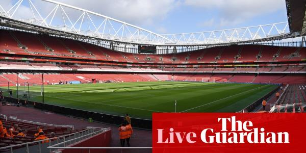 Arsenal v Burnley: Premier League – live!