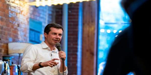Buttigieg: opposition to gay marriage will wash away among black Americans