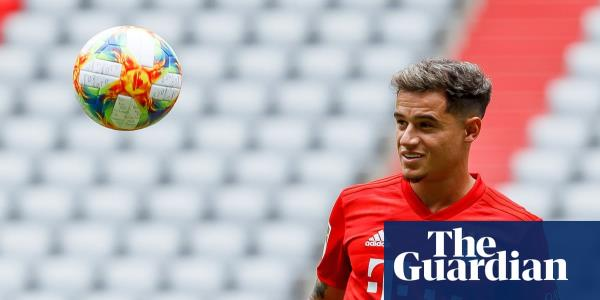 Philippe Coutinho wants to win the Champions League with Bayern Munich – video