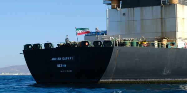 No request from Iran tanker to dock in Greece: minister