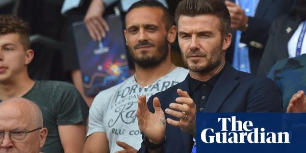 David Beckhams MLS stadium site contaminated by arsenic, says report