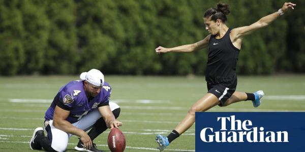 Carli Lloyd deserves honest tryout after drilling 55-yard field goal at NFL practice