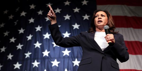 Why Kamala Harris Is Fading in the Democratic Primary