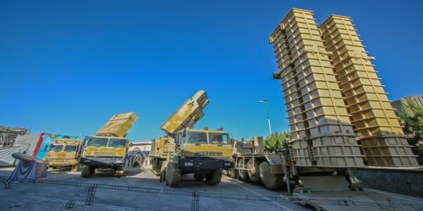 Iran unveils home-grown missile defence system