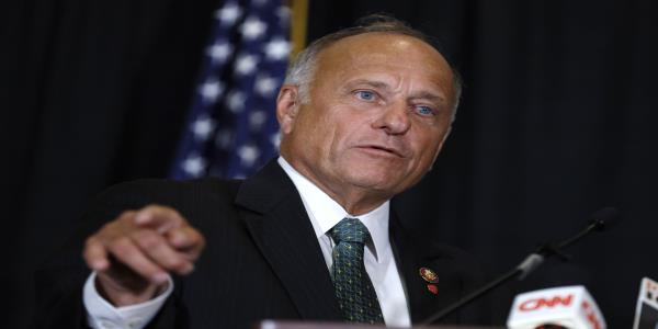 Rep. Steve King wants to make abortion point in softer way