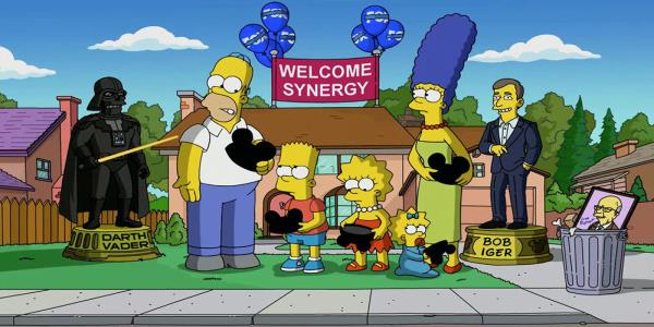 'The Simpsons' Producers Talk Joining Disney, Potential Spinoff Series