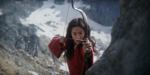 'Mulan' Star Yifei Liu Not At D23 Presentation Amid Hong Kong Controversy – D23