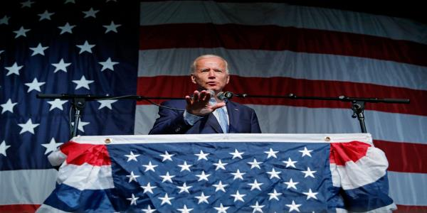 Evoking 1968, Joe Biden asks New Hampshire voters: What if Barack Obama had been assassinated in 2008?