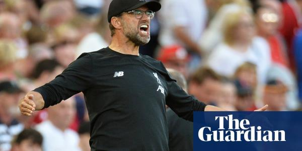 Jürgen Klopp's creative chaos brings new meaning to the 'Liverpool way' | Richard Jolly