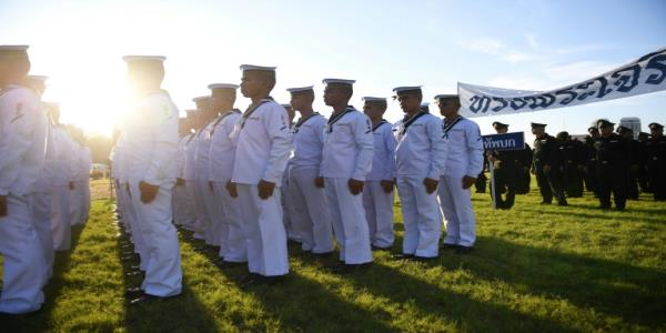 US, ASEAN kick off first joint naval drills