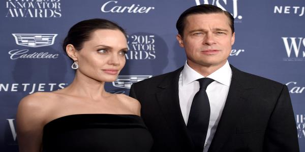 Brad Pitt Talks Quitting Drinking, AA Meetings After Pain Of Angelina Jolie Split