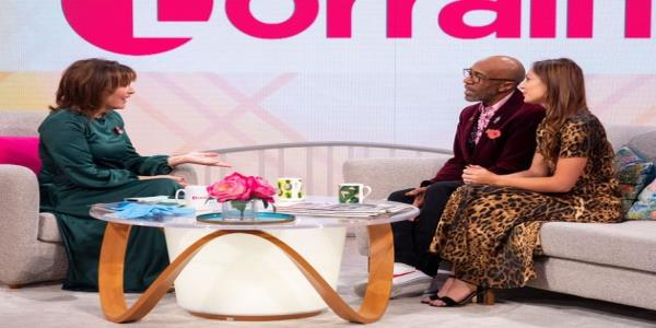 Danny John-Jules Blasts Lorraine Kelly For Not Defending Him Amid Strictly Bullying Accusations