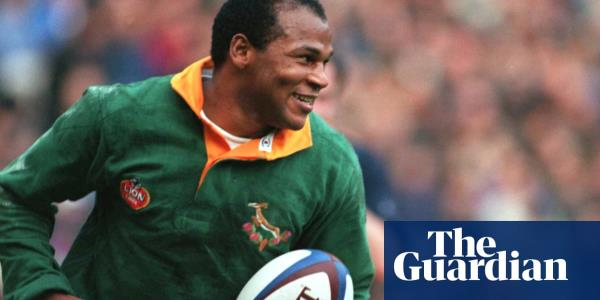 Chester Williams, South Africa's 1995 Rugby World Cup hero, dies aged 49