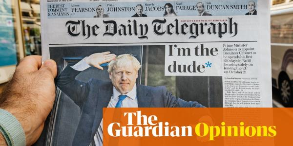 Like the Tories, the Telegraph has turned radical | Jane Martinson
