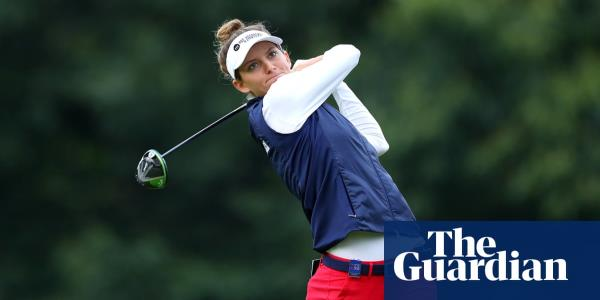 Anne van Dam takes strength from offbeat route to Solheim Cup debut