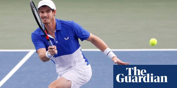 Andy Murray hoping again to play and beat tennis's big three
