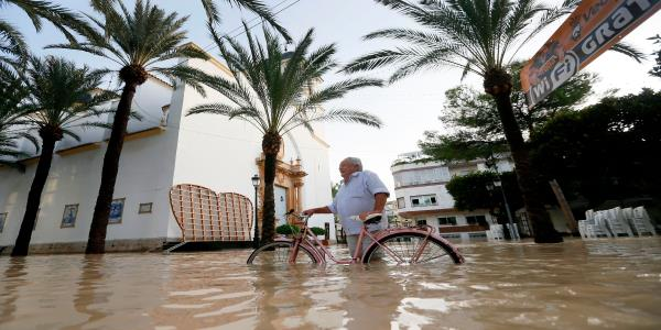 Death Toll In Record-Breaking Spanish Floods Rises To Six