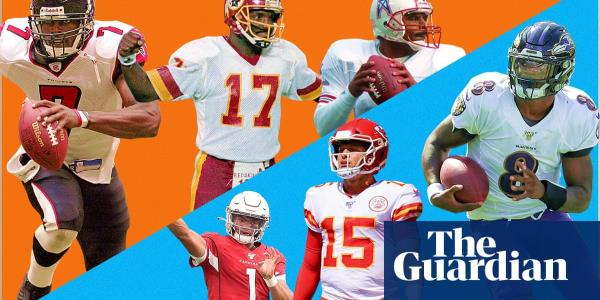 Weve come so far: how black quarterbacks defied a racist past to become the NFLs future
