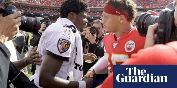 NFL round-up: Mahomes beats Jackson in battle of top offenses