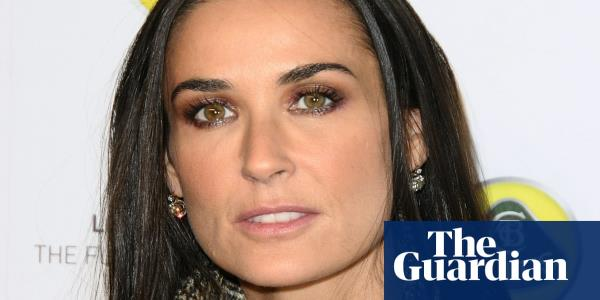 Demi Moore reveals she was raped aged 15