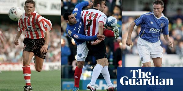 'You could feel the hatred': inside the Portsmouth-Southampton derby