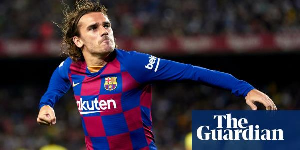 Barcelona fined €300 for breaking rules when signing Antoine Griezmann