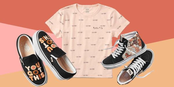 Vans And CoppaFeel! To Launch Boob-Covered Collection – And We Want It All