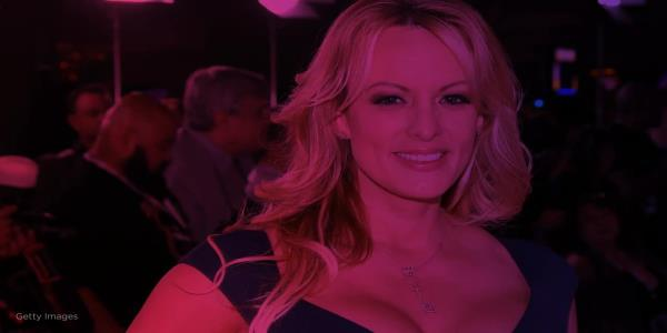 Stormy Daniels wins $450,000 over strip-club arrest