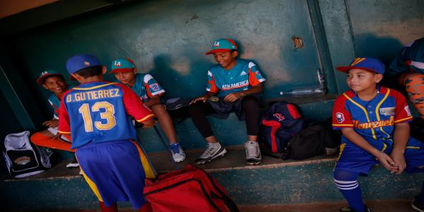 PHOTOS: Young Venezuelan ballplayers wanted to stay in U.S