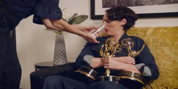 Phoebe Waller-Bridge Is So Fleabag In This SNL Promo And We Cant Wait