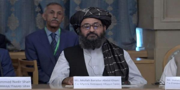Hugs and smiles as Taliban meet Pakistan officials