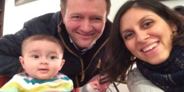Is Mummy Not Coming With Us?': Richard Ratcliffe On Welcoming Home His And Jailed Nazanin's Daughter