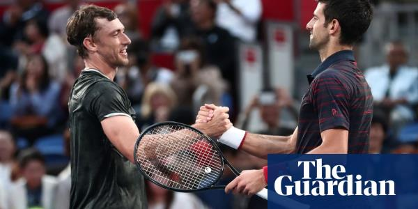 John Millman outclassed by Novak Djokovic in Japan Open final
