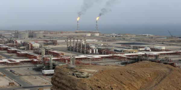 Iran says Chinese state oil firm withdraws from $5B deal