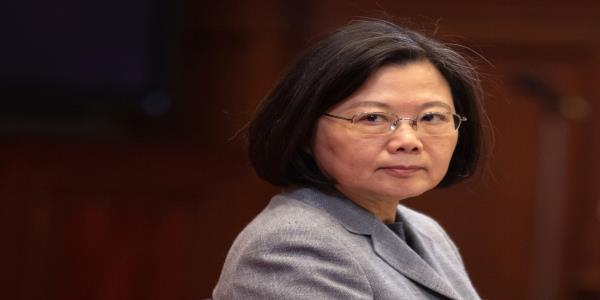 Both Taiwan Candidates Rule Out Moves Toward China Unification