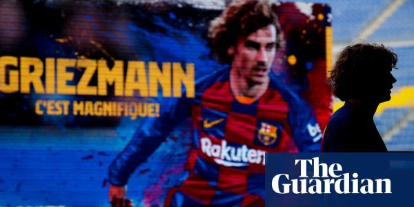 Antoine Griezmann and the question of where he fits in at Barcelona | Sid Lowe