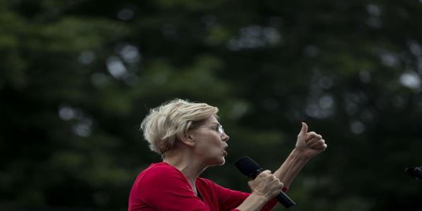 Warren's 'Just Marry One Woman' Response to Gay Marriage Question Goes Viral