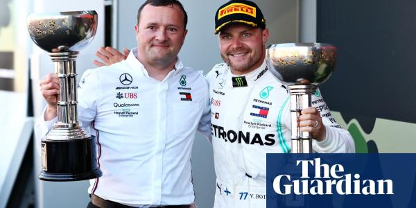 Valtteri Bottas storms to win in Japan as Mercedes take F1 constructors' title