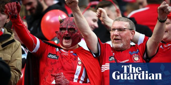 It's been a right ride: Salford hold heads high after Grand Final defeat