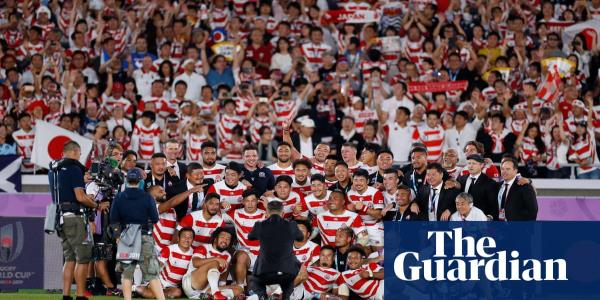 Japan and All Blacks aim for greater rewards on showcase weekend | Robert Kitson