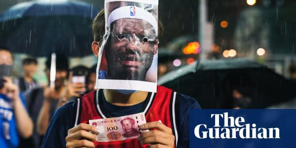 LeBron stands for money: Hong Kong protesters burn James jerseys