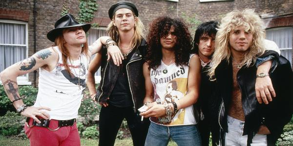 Guns N' Roses' 'Sweet Child O' Mine' Becomes First '80s Music Video to Hit 1 Billion YouTube Views