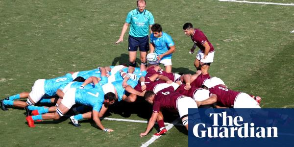 Uruguay rugby players questioned by police over alleged nightclub assault in Japan